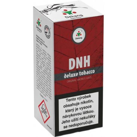 Liquid Dekang DNH-deluxe tobacco 10ml - 18mg