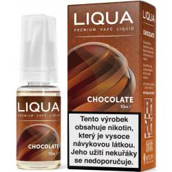 Liquid LIQUA CZ Elements Chocolate 10ml-18mg (čokoláda)