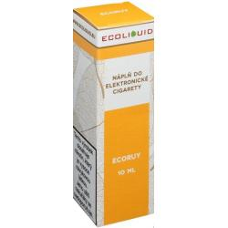 Liquid Ecoliquid ECORUY 10ml - 6mg