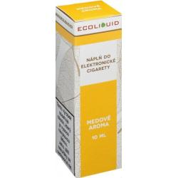 Liquid Ecoliquid Honey 10ml - 12mg (Med)