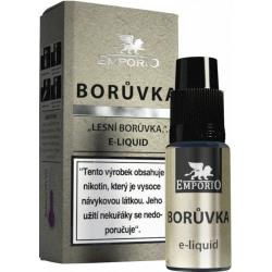 Liquid EMPORIO Blueberry 10ml - 9mg