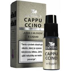 Liquid EMPORIO Cappuccino 10ml - 6mg