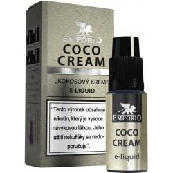 Liquid EMPORIO Coco Cream 10ml - 6mg