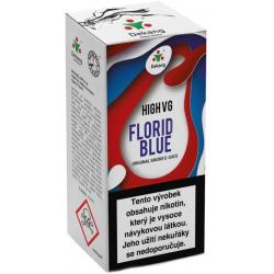 Liquid Dekang High VG Florid Blue 10ml - 3mg (Ledové borůvky)