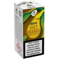 Liquid Dekang High VG Juicy Ananas 10ml - 3mg (Šťavnatý ananas)