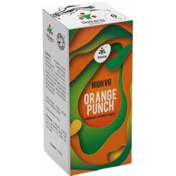 Liquid Dekang High VG Orange Punch 10ml - 0mg (Sladký pomeranč)