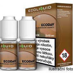 Liquid Ecoliquid Premium 2Pack ECODAV 2x10ml - 20mg