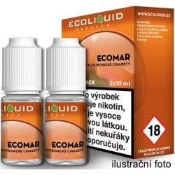 Liquid Ecoliquid Premium 2Pack ECOMAR 2x10ml - 18mg