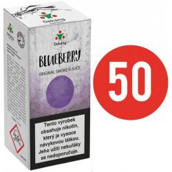 Liquid Dekang Fifty Blueberry 10ml - 18mg (Borůvka)