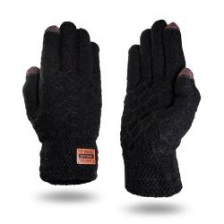 RUKAVICE TOUCH GLOVES MEN ČERNÉ