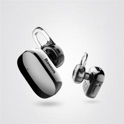 WIRELESS EARPHONE BASEUS ENCOK MINI A02 ČERNÉ