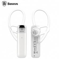 WIRELESS EARPHONE BASEUS TIMK SERIES BÍLÉ