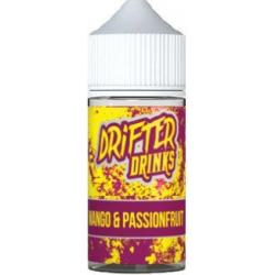 Příchuť Drifter Drinks Shake and Vape 14,4ml Mango and Passionfruit