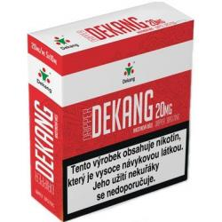 Nikotinová báze Dekang Dripper 5x10ml PG30-VG70 20mg