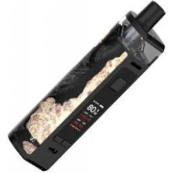Smoktech RPM80 Pro grip Full Kit Black Stabilizing Wood