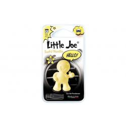 OSVĚŽOVAČ DO AUTA LITTLE JOE OK - HELLO! FUNKY VANILLA