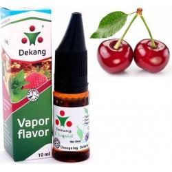 Liquid Dekang SILVER Cherry 10ml - 6mg (Třešeň)