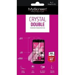 OCHRANNÁ FÓLIE NA DISPLEJ MYSCREEN CRYSTAL DOUBLE  EASY APP KIT SAMSUNG G900 GALAXY S5
