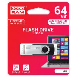 GOODRAM TWISTER USB 3.0 FLASH DISK 64GB