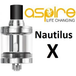 aSpire Nautilus X clearomizer 2ml Silver